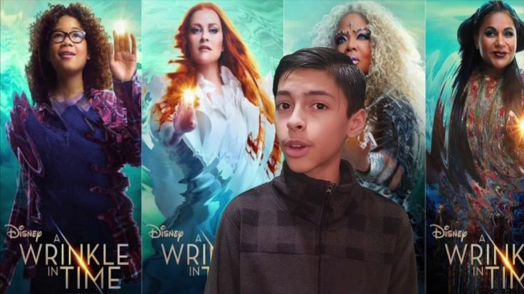 Film Review: A Wrinkle in Time by KIDS FIRST! Film Critic Ryan R. #KIDSFIRST! #Disney #AWrinkleInTime