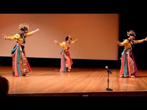 Amazing Batavian Traditional Dance -- Beautiful Culture of Indonesia.