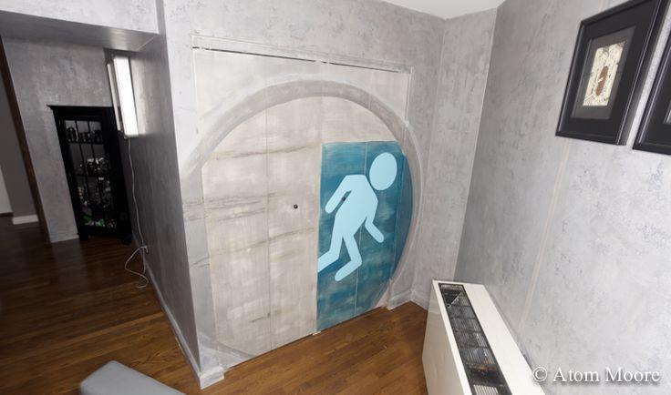 Portal-ized office