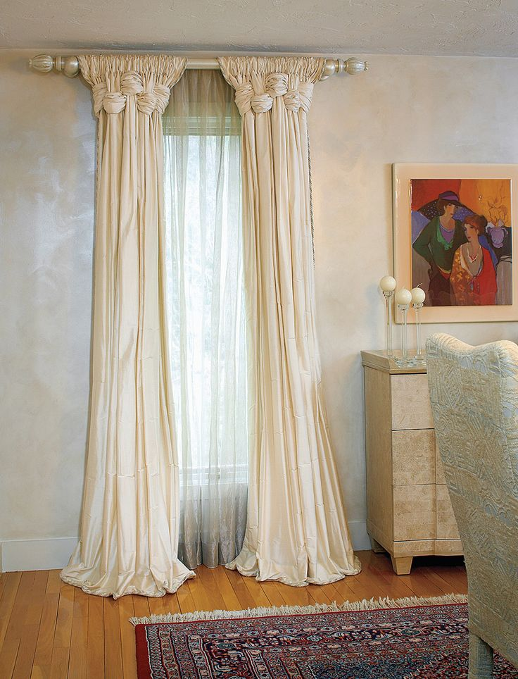 1000 images about rod curtains on pinterest window Curtains venetian blinds