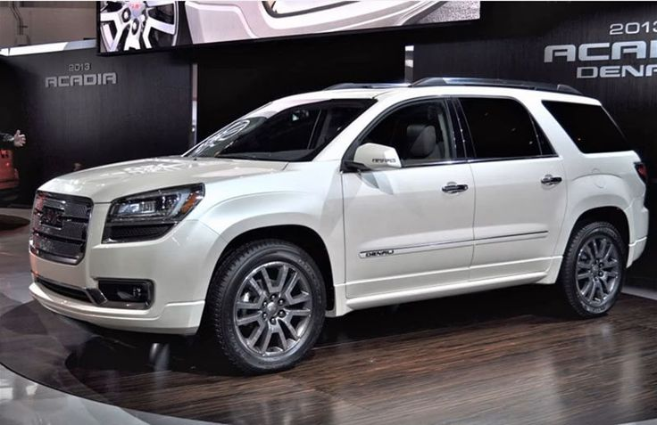 2016 GMC Acadia engine | Auto Car News | Pinterest | To be ...