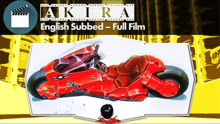 【Anime Axess】【1988】- Watch Akira English Sub Full Movie