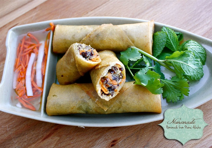 Best Vietnamese egg roll recipe ever!
