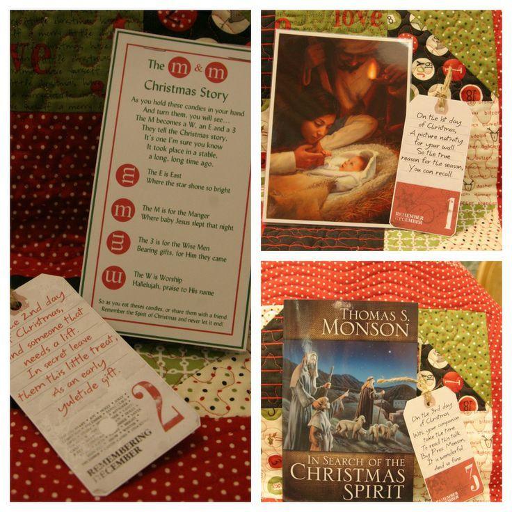 12 days of christmas ideas | Fun 12 Days of Christmas Ideas