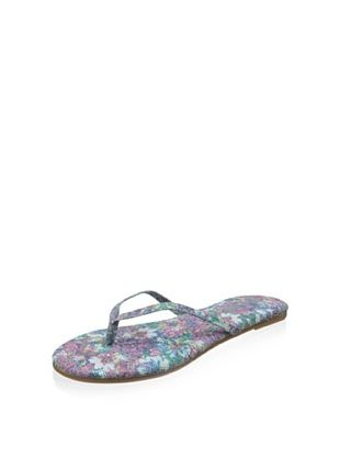 58% OFF Yosi Samra Women's Classic Thong Sandal (Multi)
