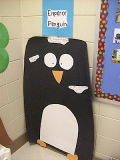 Measuring activity with emperor penguins and fact collection