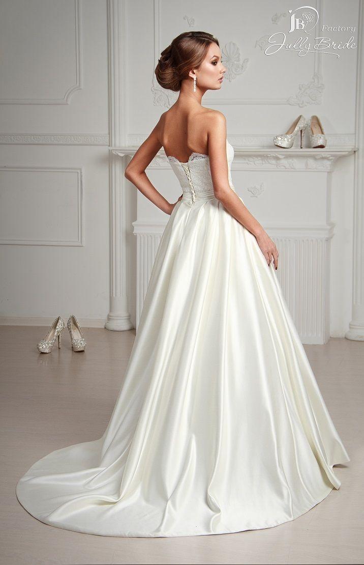 Свадебное платье Гленн