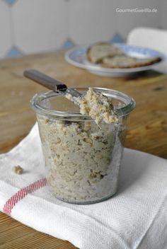 Standet Ihr früher auch total auf Omas Leberwurstbrote (mit Butter drunter –...