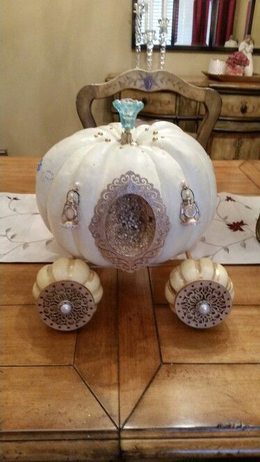 Cinderella pumpkin carriage                              …