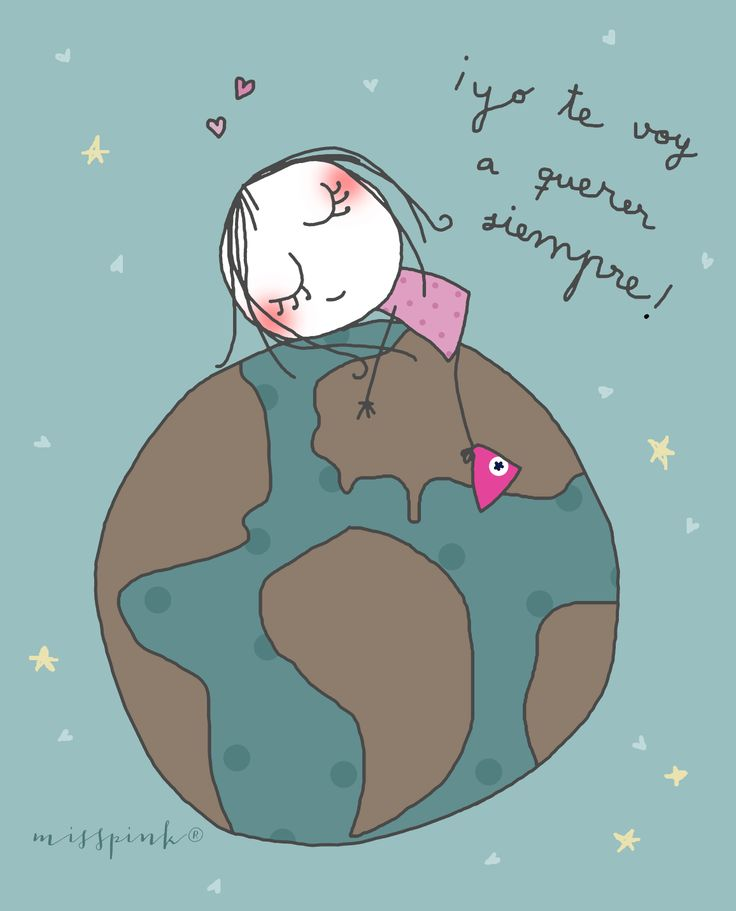 i♥earth by misspink