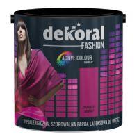 Hypoalergiczna, szorowalna farba lateksowa z formułą aktywnego koloru przeznaczona jest do dekoracyjnego malowania ścian i sufitów wewnątrz pomieszczeń. Pozostawia matowy efekt wykończenia. Zastosowanie wysokogatunkowej dyspersji zapewnia prawidłową mikrowentylację powierzchni. Na podstawie wyników testu kontaktowego nie stwierdzono własności uczulających i drażniących produktu w stężeniu użytkowym. Nie powoduje podrażnień skóry.