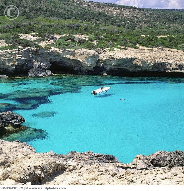 Cyprus, Akamas! The water is to die for!
