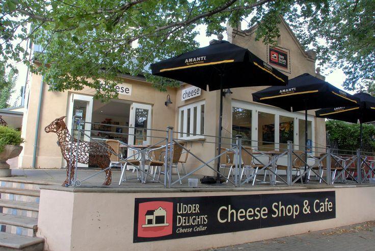 FOOD TOURISM FINALIST From SA - Udder Delights Cheese Cellar #SouthAustralia #Australia #QATA2014