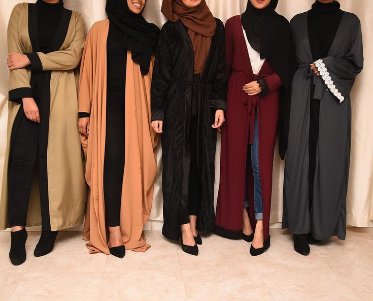 Beautiful Abayas ❤️