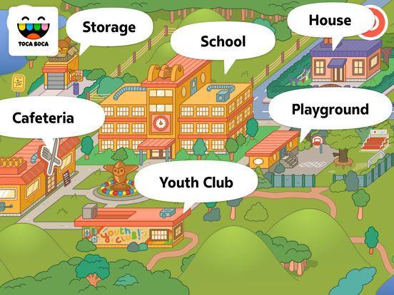 Toca Life: School by Toca Boca AB