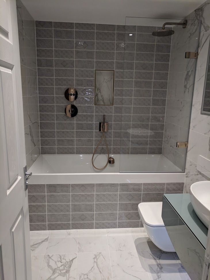 Small bathroom design glasgow