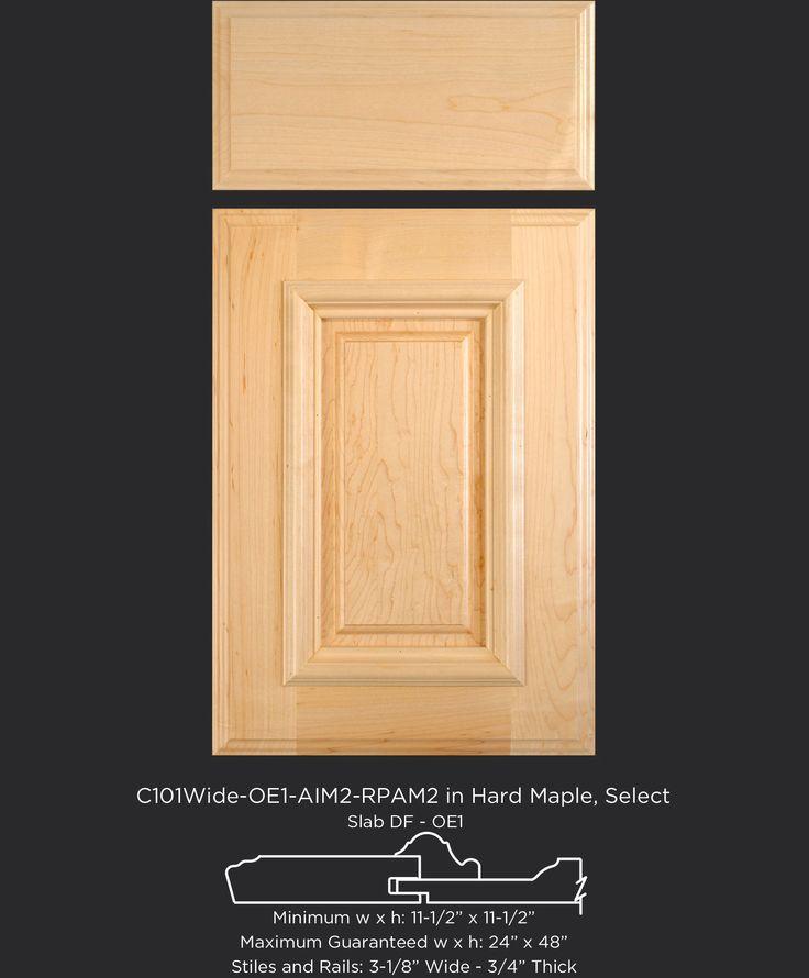 Maple Kitchen Cabinet Doors: 17 Best Images About Maple Cabinet Doors On Pinterest