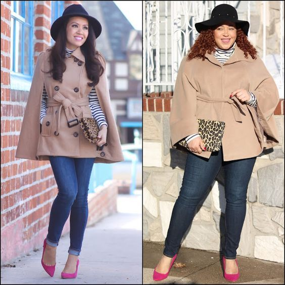 I'm a savvy plus size conscious fashion blogger who has learned to dress for my body type without breaking the bank or sacrificing style to do it