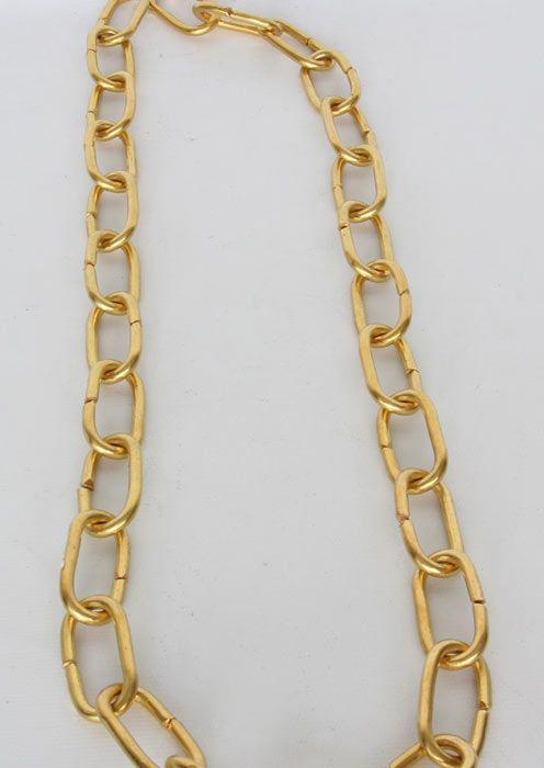 Brass Chandelier Chain CH-07   Acid Dip Finish   RCH Decor