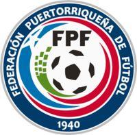 1940, Puerto Rican Football Federation, Puerto Rico #PuertoRico (L3810)