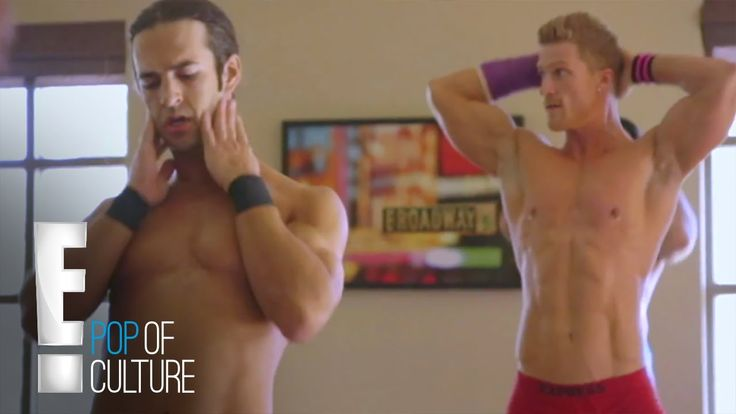 Intro to Male Stripping 101 | Men of the Strip | E!