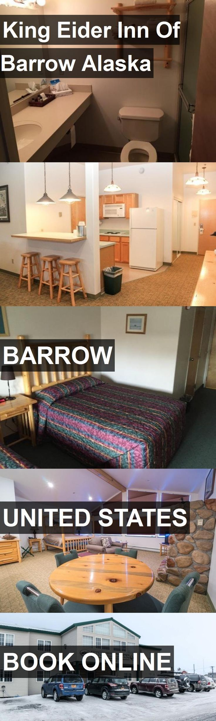Hotel King Eider Inn Of Barrow Alaska in Barrow, United States. For more information, photos, reviews and best prices please follow the link. #UnitedStates #Barrow #travel #vacation #hotel