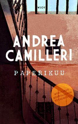 Paperikuu - Andrea Camilleri - #kirja