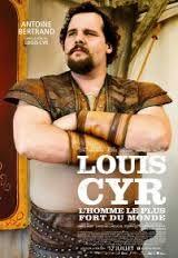 Louis Cyr, issu d'une famille d'ouvriers de Lowell, décide un jour de prendre sa destinée en main et de devenir l'homme le plus fort du monde. Après avoir été floués par un gérant malhonnête, sa femme et lui reviennent à Montréal et montent un spectacle d'hommes forts. Bientôt, les Américains sont intéressés par le personnage et l'invitent à parcourir le pays pour démontrer ses talents.