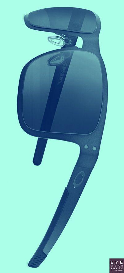 ca69e693cd Men s Oakley Holbrook Metal OO4123 sport sunglasses