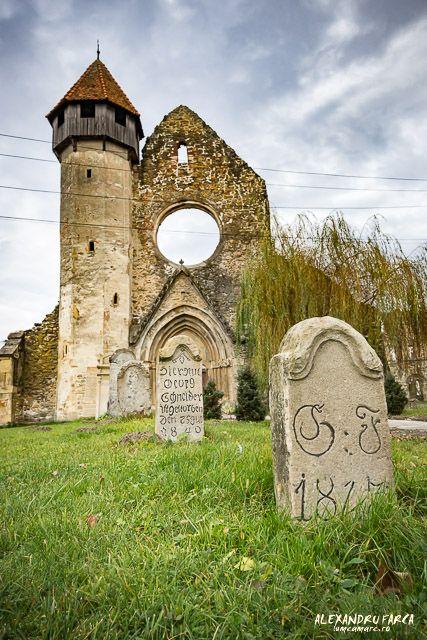 The misterious cistercian church of Carta, Romania