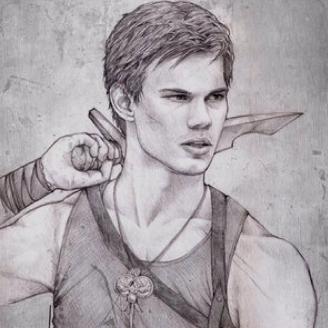 Incarceron Fanart - Taylor Lautner as Finn  While reading I was having trouble picturing Lautner (who actually has been cast in the movie) as this character until I stumbled across this Fanart! It just might work!  http://nikitajuice.deviantart.com/art/Incarceron-Finn-191233423?qo=1&catpath=&order=9&offset=1