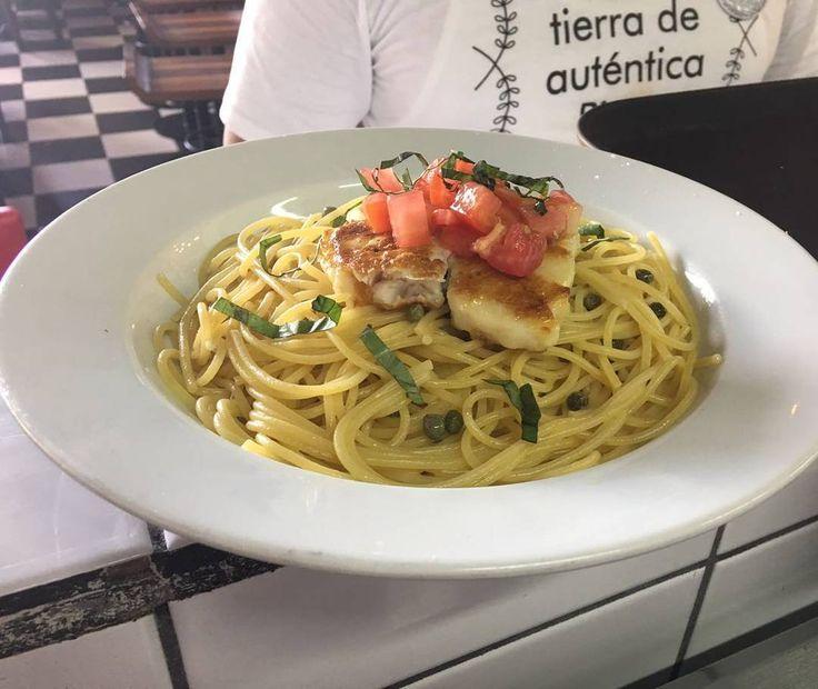 Planes para el almuerzo? Te recomendamos Italianíssimo para probar los más exquisitos platillos de la cocina italiana