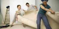 How to Get Carpet Glue Off of a Concrete Porch | eHow.com