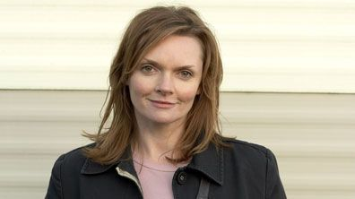 Detective Sergeant Barbara Havers, in the BBC television adaptations of the Inspector Lynley Mysteries, played by Sharon Small.