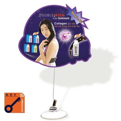 Key Communication: Quảng cáo hiệu quả hơn nhờ wobbler