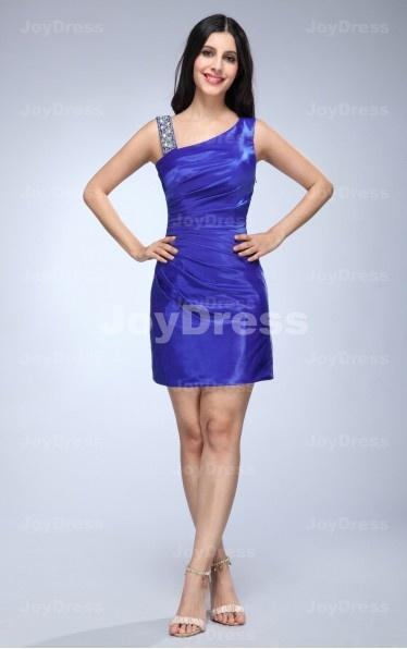 bodycon dress uk,Ruffle Sheath Shoulder Straps Short Dress,