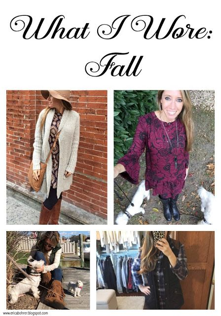 Fall Teacher Style with outfits from the LOFT, Target, and Nordstrom