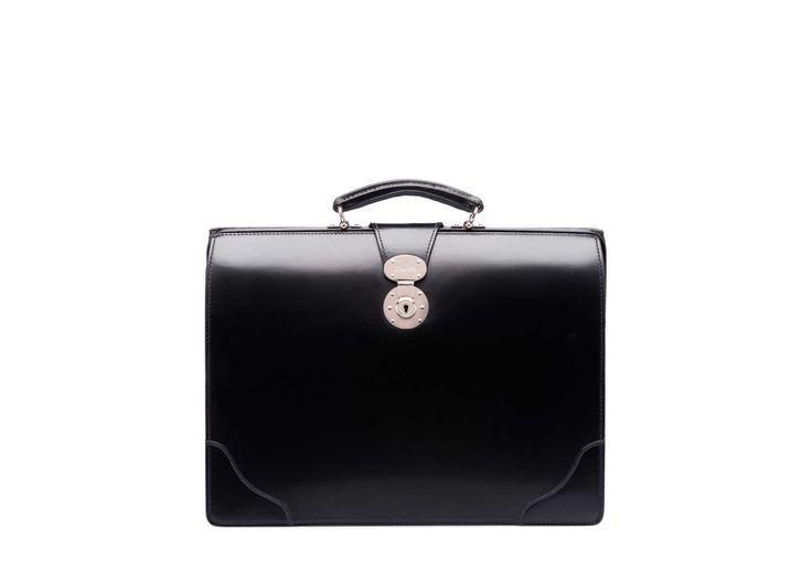 Church's Suitcase #men #fashion #style