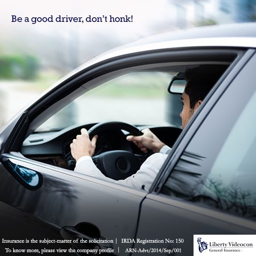 There are many aspects to a good driver, the most important being the ability to drive without unnecessary usage of the honk.