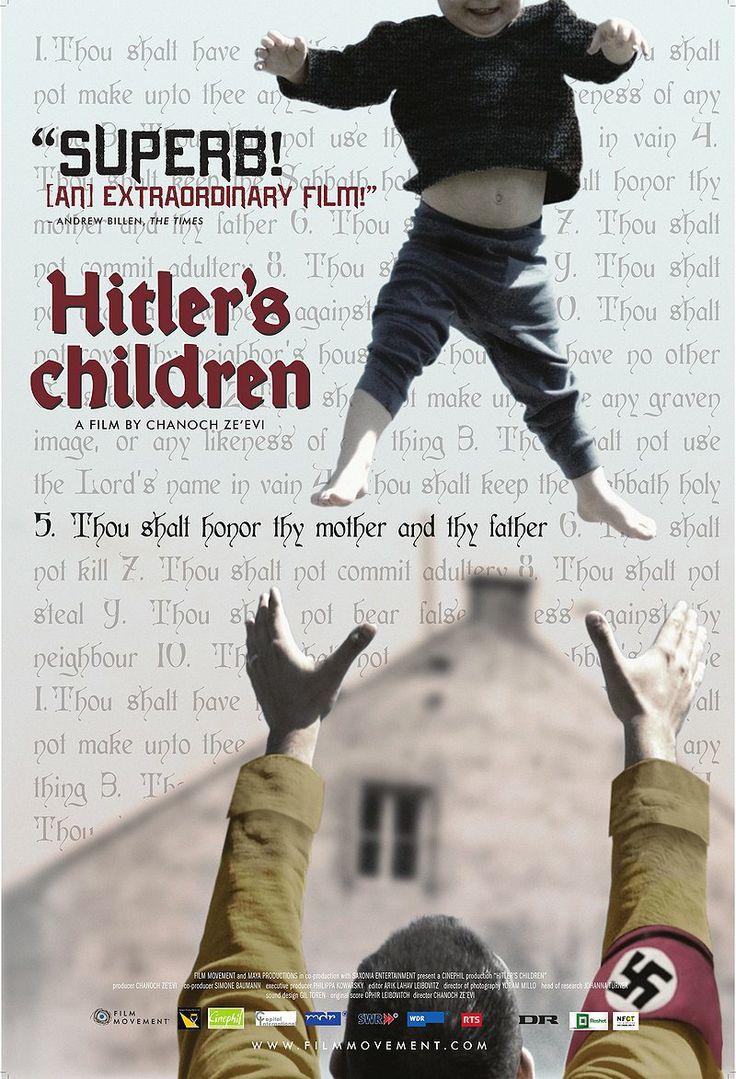 Hitler's Children scored 80% on Rotten Tomatoes. Hitler's Children is featured at the Crossroads International Film Festival in Corvallis, Oregon during February 2014.