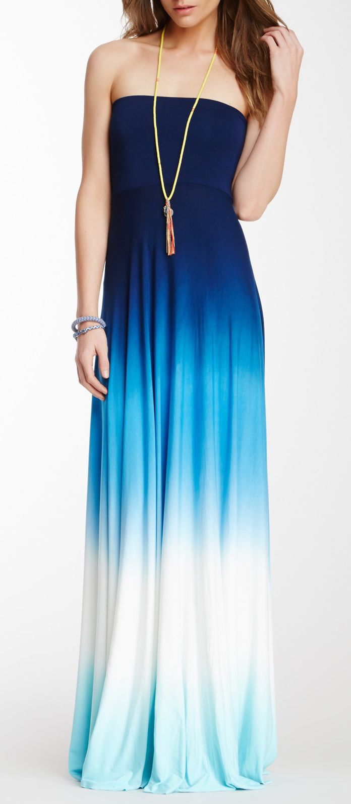 Bangal Maxi Dress