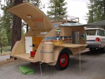 17 Best Images About Teardrop On Pinterest Stove Adventure Trailers And Teardrop