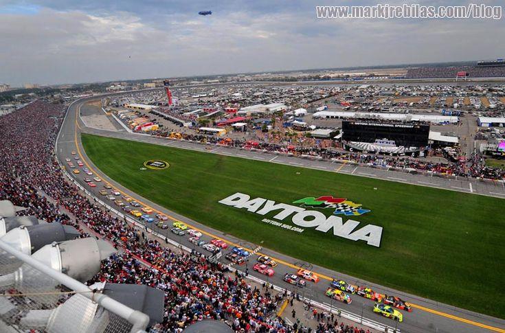 Daytona International Speedway - Daytona Beach Florida