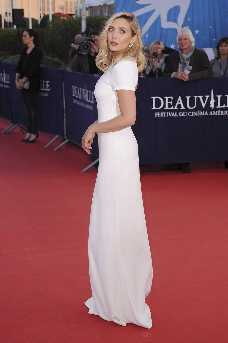 #BestLook: Elizabeth Olsen w #CalvinKlein
