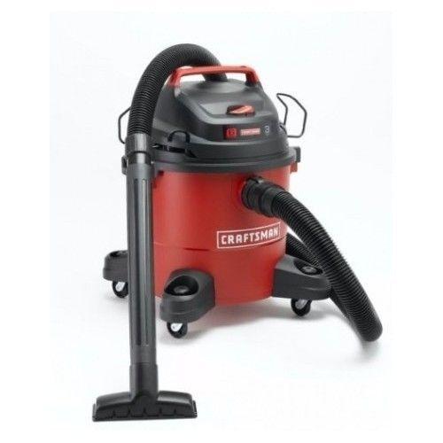 Shop Vacuum Cleaner Wet Dry VAC Dust Blower 6 Gallon Portable 3hp Car Yard  Patio