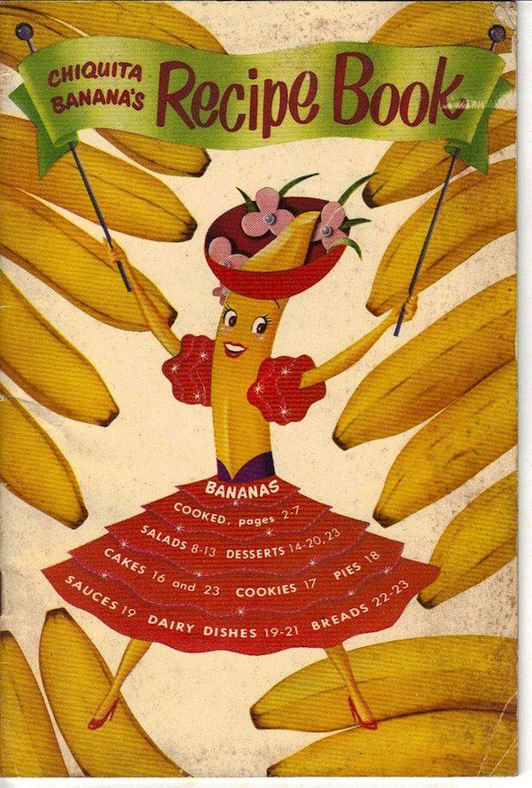 61 best Banana Ads we Like images on Pinterest   Bananas, Vintage ...