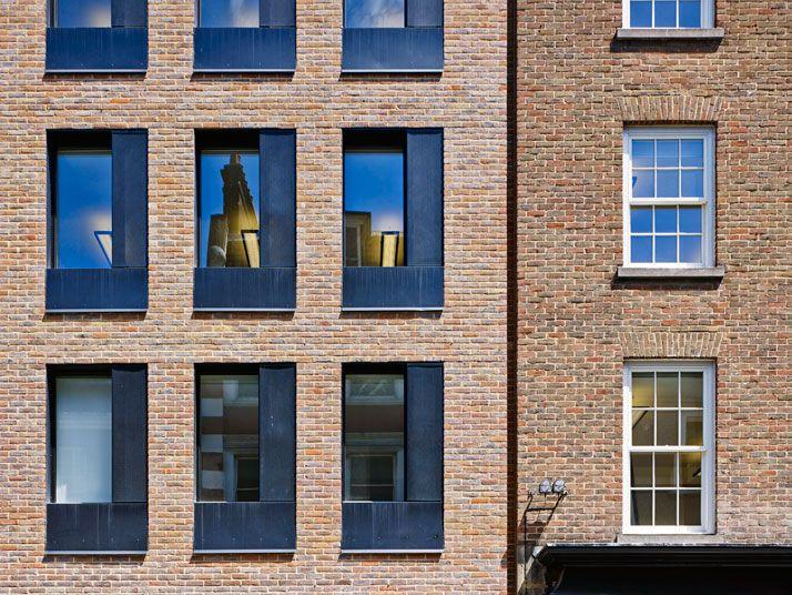 Condé Nast College of Fashion & Design In London By FCB Studios   Yatzer