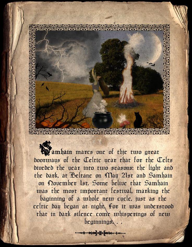 Samain: #Samhain.