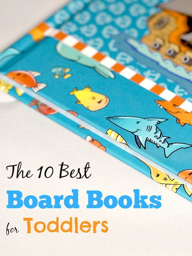 The 10 Best Board Books for Toddlers - they are my son's absolute favorite!  and they're usually only $3 on Amazon!