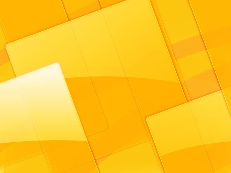 HD Wallpapers: Yellow Wallpapers 3D
